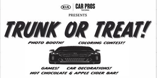 TRUNK OR TREAT - Car Pros Kia Tacoma