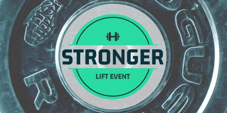 Stronger. tickets