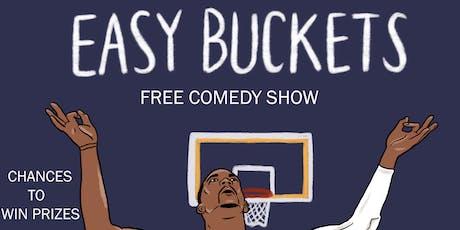 Easy Buckets Spooky Edition! tickets