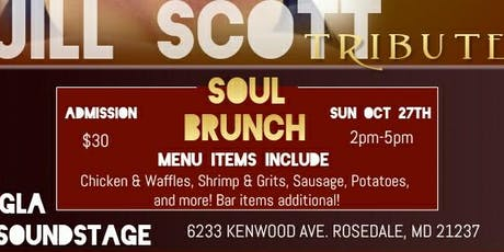 JILL SCOTT TRIBUTE AND SOUL BRUNCH FEATURING THE D.I.V.A.S.  tickets