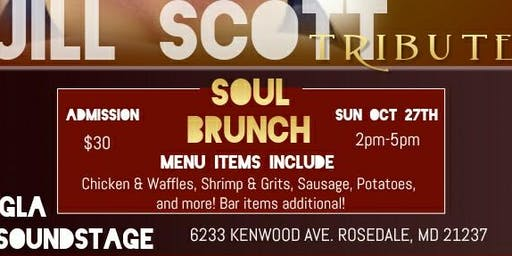 JILL SCOTT TRIBUTE AND SOUL BRUNCH FEATURING THE D.I.V.A.S.