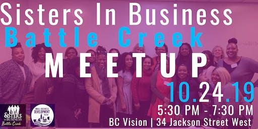SIBS Battle Creek October Meetup