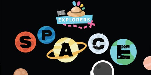 EC Explorers - SPACE!