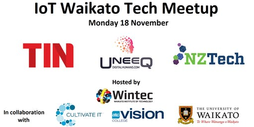 IoT Waikato November Tech Meetup