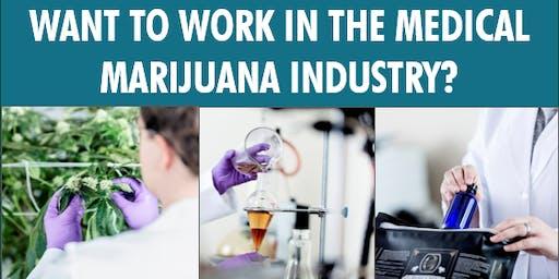 SPR - MoCannTrade Cannabis Job Fair - Job Seeker Registration