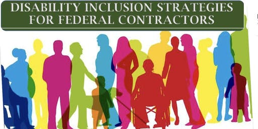 Disability Inclusion Strategies Training for Federal Contractors
