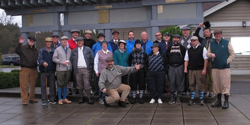 2nd Annual Northwest Hickory Golfers Black Friday Hickory Golf Outing