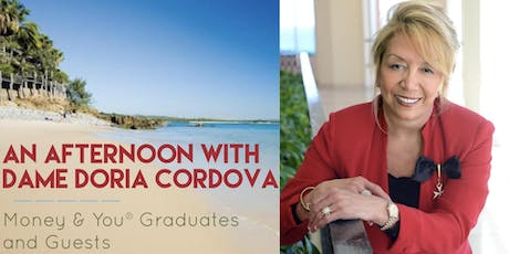 An Afternoon with Entrepreneur and Humanitarian Dame Doria (DC) Cordova tickets
