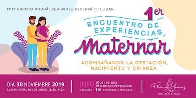 1º Encuentro de Experiencias MATERNAR