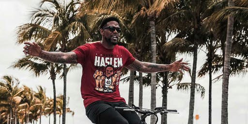 Meet Udonis Haslem at the Miami Dadeland Mall