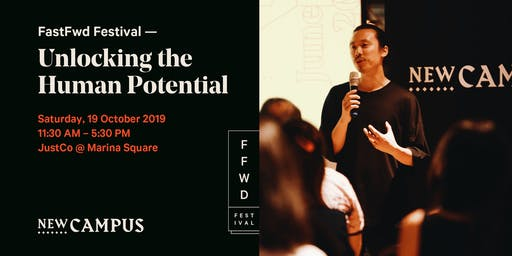 FastFwd Festival: Unlocking the Human Potential