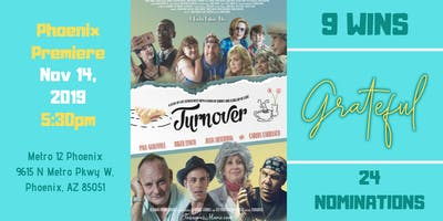 Turnover Phoenix Premiere
