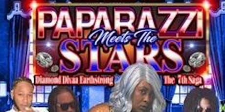 Paparazzi meets the stars  tickets