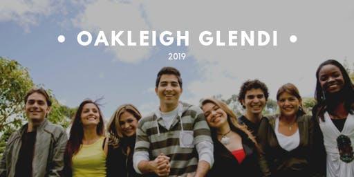 ELC Glendi Saturday 2nd 7.30pm - 9.30pm