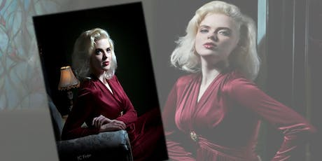 EXPAND YOUR PORTRAIT STYLE  with Glamour Photographer JON CAMPBELL tickets