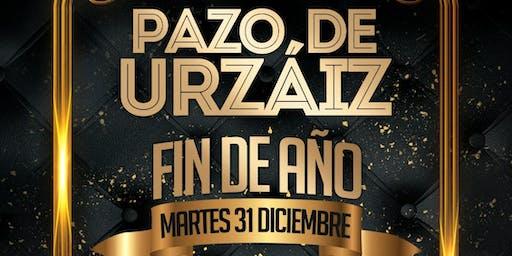 FIESTA FIN DE AÑO 2019 EN PAZO DE URZAIZ