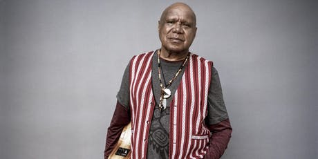 Archie Roach 'Tell Me Why' in conversation with Liz Trevaskis tickets