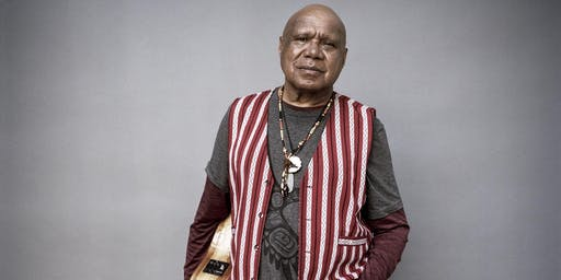 Archie Roach 'Tell Me Why' in conversation with Liz Trevaskis