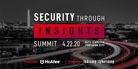 Security Through Insights Summit 2020 tickets