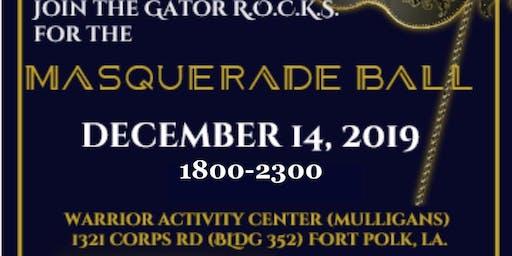 Gator ROCKS Masquerade Ball