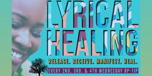 Porsha The Poet Presents: Lyrical Healing Open Mic ~ Charlotte