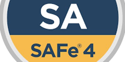 Leading SAFe (4.6) with SA Certification (Weekend Class)