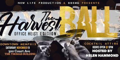 The Harvest Ball  -  Office Heist Edition tickets