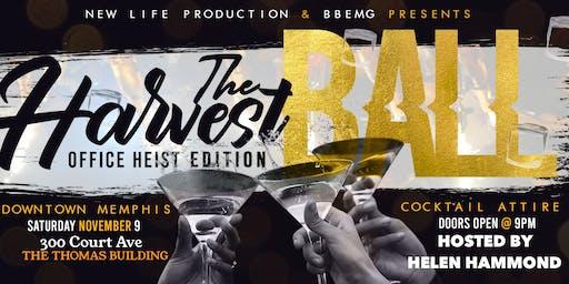 The Harvest Ball  -  Office Heist Edition