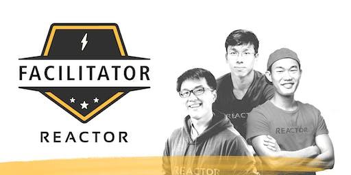 Reactor Certified Facilitator (RCF) Course for Entrepreneurship Education