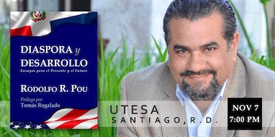 Conversación y Presentación del libro Diaspora y Desarrollo