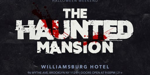HALLOWEEN WILLIAMSBURG HOTELS, HAUNTED MANSION