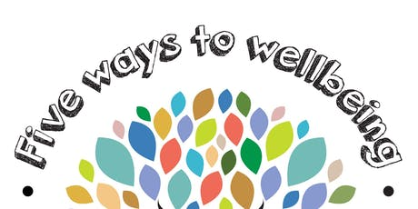 Five Ways to Wellbeing Champions Training tickets