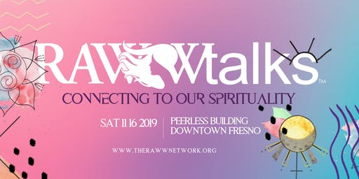 RAWWTalks No. 5 - Connecting to our Spirituality