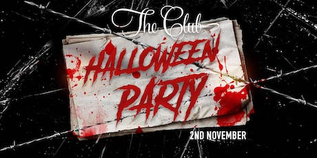 The Club's Halloween Party tickets
