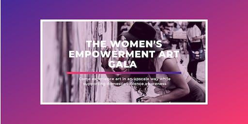 The Women's Empowerment Art Gala