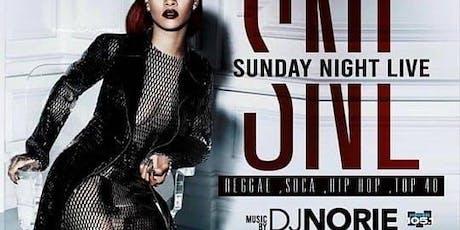 SNL Sundaze at LIVE /DJ Norie tickets