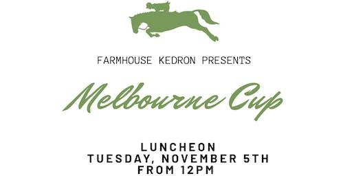 Farmhouse Kedron Melbourne Cup