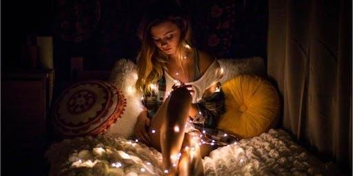 Goddess meditation and reiki