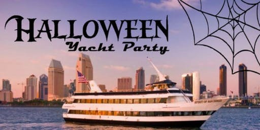 Halloween on Hudson Yacht Party