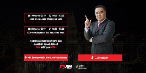 Kelas Offline Forex XM - Ara Damansara