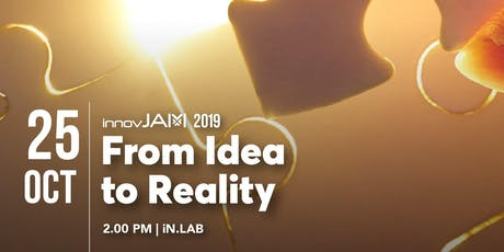 InnovJAM Ideathon - From Idea to Reality tickets