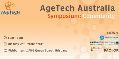 AgeTech Australia Symposium: Community tickets