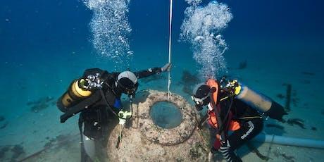 Conférence  exceptionnelle sur l'archéologie sous-marine tickets
