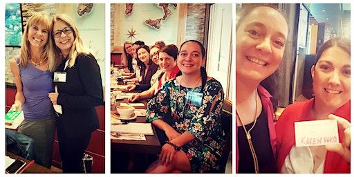 Déjeuner | Heart Link pour Femmes d'Affaires et de Coeur