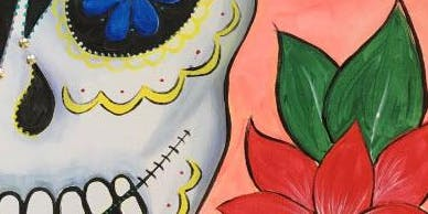 Paint'n'Pints™ Day of the Dead with Beer in Milton