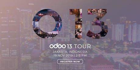Odoo 13 Tour - Jakarta tickets