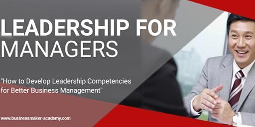 LEADERSHIP FOR MANAGERS