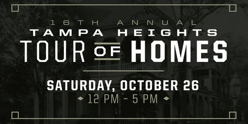 Tampa Heights: Tour of Homes