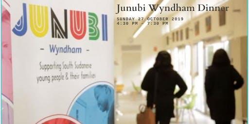 Junubi Wyndham Dinner