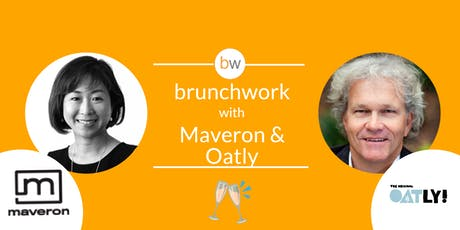 Maveron & Oatly brunchwork tickets
